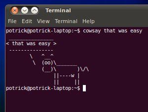 5 Cosas más fáciles para hacer en la línea de comandos [linux]